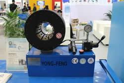 YONG-FENG F20M Hand Operated Hydraulic Hose Crimper